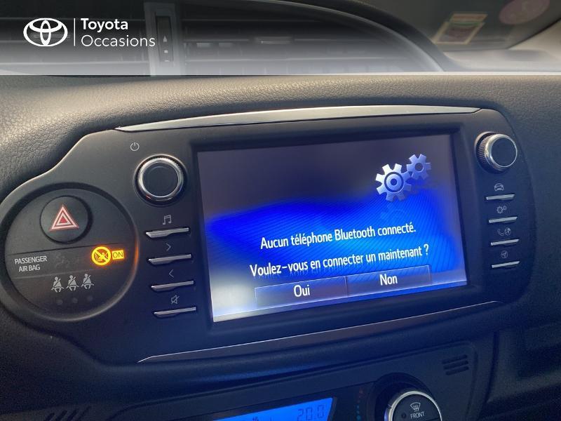Photo 19 de l'offre de TOYOTA Yaris 100h Dynamic 5p MY19 à 13980€ chez Altis - Toyota Lorient