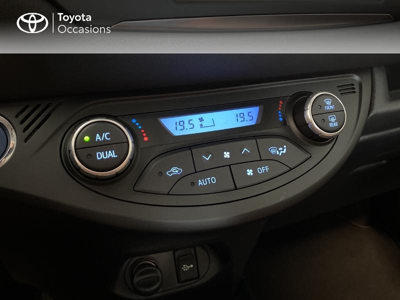 Photo 18 de l'offre de TOYOTA Yaris 100h Dynamic 5p à 13990€ chez Altis - Toyota Lorient