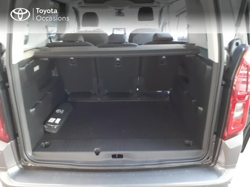 Photo 10 de l'offre de TOYOTA PROACE CITY Verso Medium 1.5 100 D-4D Design RC21 à 28590€ chez Altis - Toyota Lorient