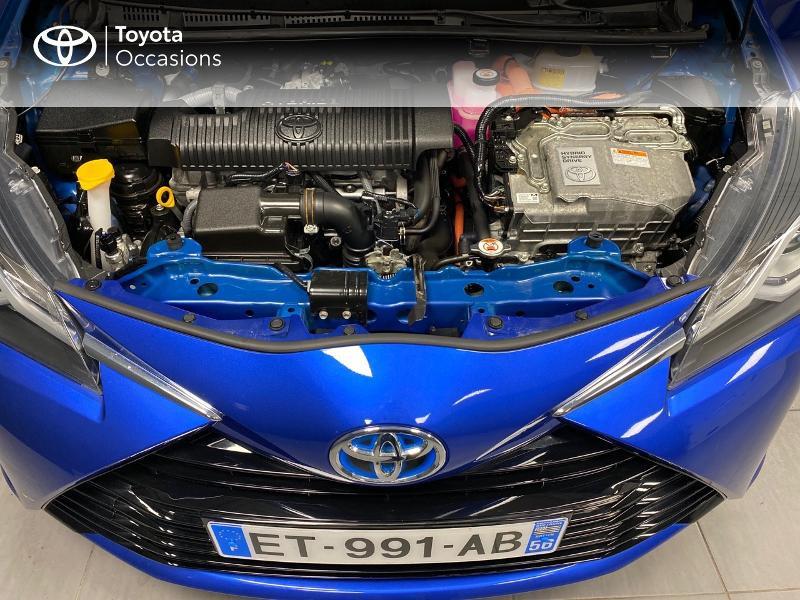 Photo 17 de l'offre de TOYOTA Yaris 100h Dynamic 5p à 12980€ chez Altis - Toyota Lorient