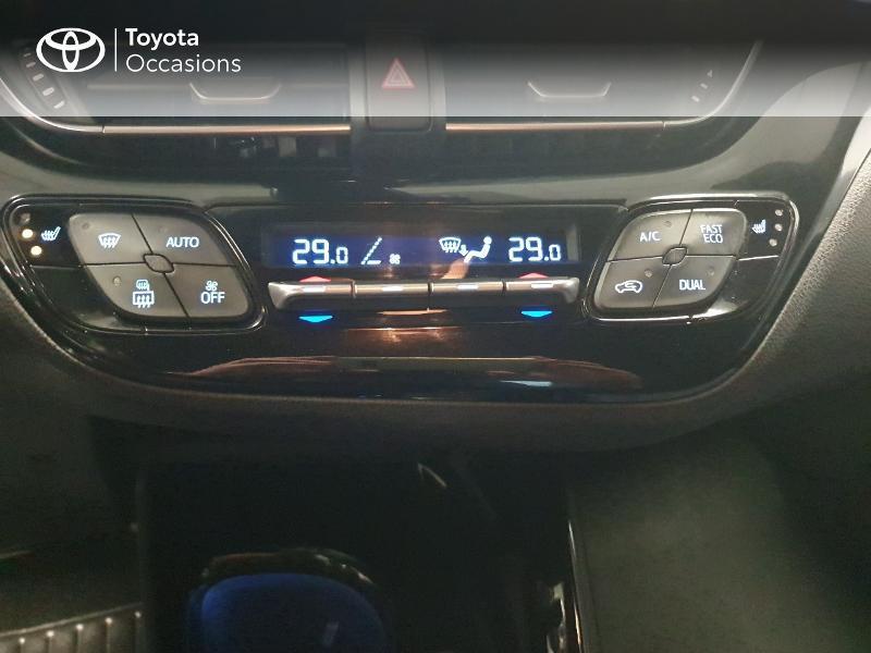 Photo 19 de l'offre de TOYOTA C-HR 122h Graphic 2WD E-CVT à 18980€ chez Altis - Toyota Lorient