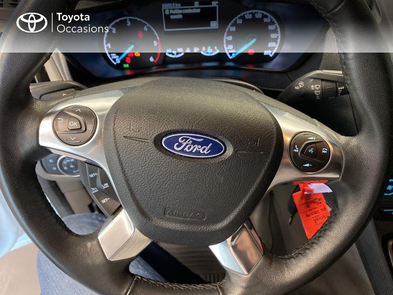 Photo 15 de l'offre de FORD Transit Connect L1 1.5 EcoBlue 75ch Trend Business à 13490€ chez Altis - Toyota Lorient