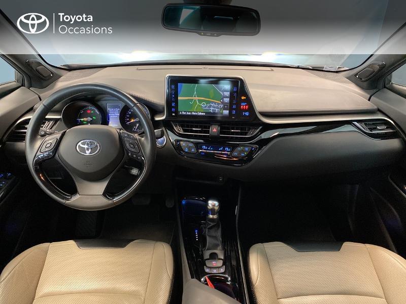 Photo 12 de l'offre de TOYOTA C-HR 122h Collection 2WD E-CVT à 22980€ chez Altis - Toyota Lorient