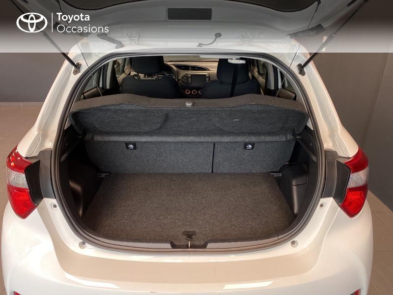Photo 10 de l'offre de TOYOTA Yaris 70 VVT-i France 5p RC18 à 10990€ chez Altis - Toyota Lorient
