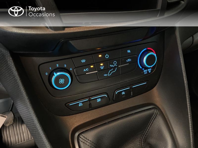 Photo 9 de l'offre de FORD Transit Connect L1 1.5 EcoBlue 75ch Trend Business à 13490€ chez Altis - Toyota Lorient