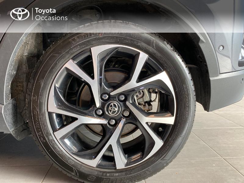 Photo 16 de l'offre de TOYOTA C-HR 122h Collection 2WD E-CVT à 22980€ chez Altis - Toyota Lorient