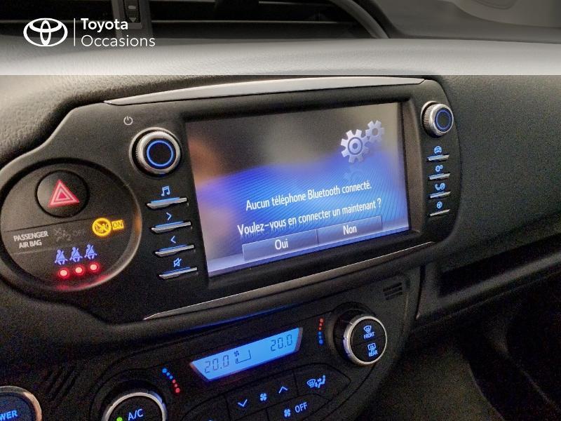 Photo 8 de l'offre de TOYOTA Yaris 100h Dynamic 5p à 12980€ chez Altis - Toyota Lorient