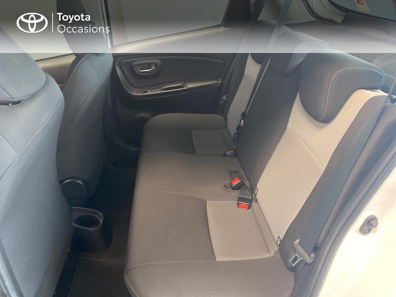 Photo 7 de l'offre de TOYOTA Yaris 100h Dynamic 5p MY19 à 13980€ chez Altis - Toyota Lorient
