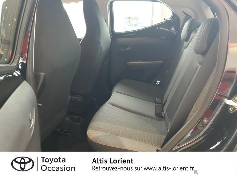 Photo 14 de l'offre de TOYOTA Aygo 1.0 VVT-i 72ch x-play 5p à 11490€ chez Altis - Toyota Lorient