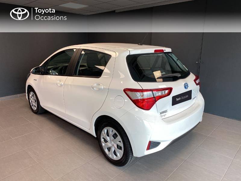 Photo 2 de l'offre de TOYOTA Yaris 100h France 5p à 13980€ chez Altis - Toyota Lorient