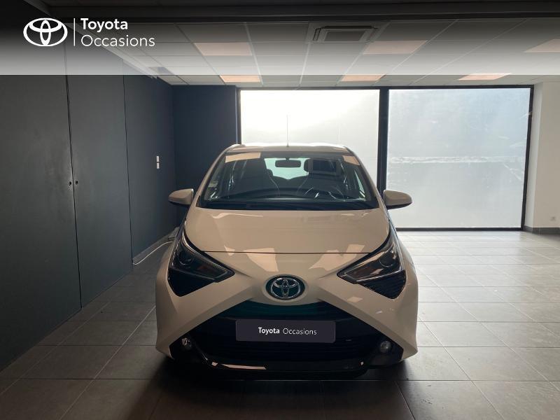 Photo 5 de l'offre de TOYOTA Aygo 1.0 VVT-i 72ch x-play 5p à 9490€ chez Altis - Toyota Lorient