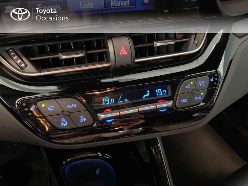 Photo 15 de l'offre de TOYOTA C-HR 122h Collection 2WD E-CVT à 22980€ chez Altis - Toyota Lorient