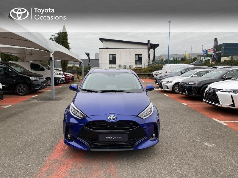 Photo 5 de l'offre de TOYOTA Yaris 116h Design 5p à 23000€ chez Altis - Toyota Lorient