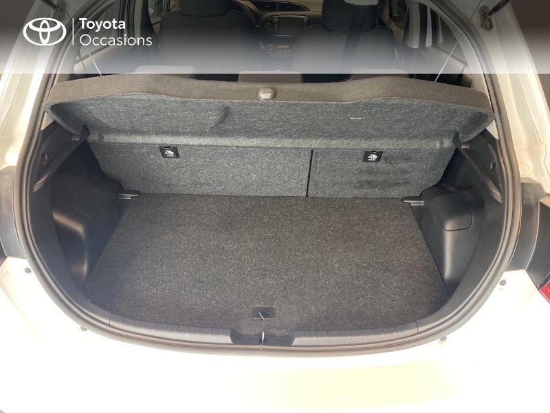 Photo 10 de l'offre de TOYOTA Yaris 100h Dynamic 5p MY19 à 13980€ chez Altis - Toyota Lorient