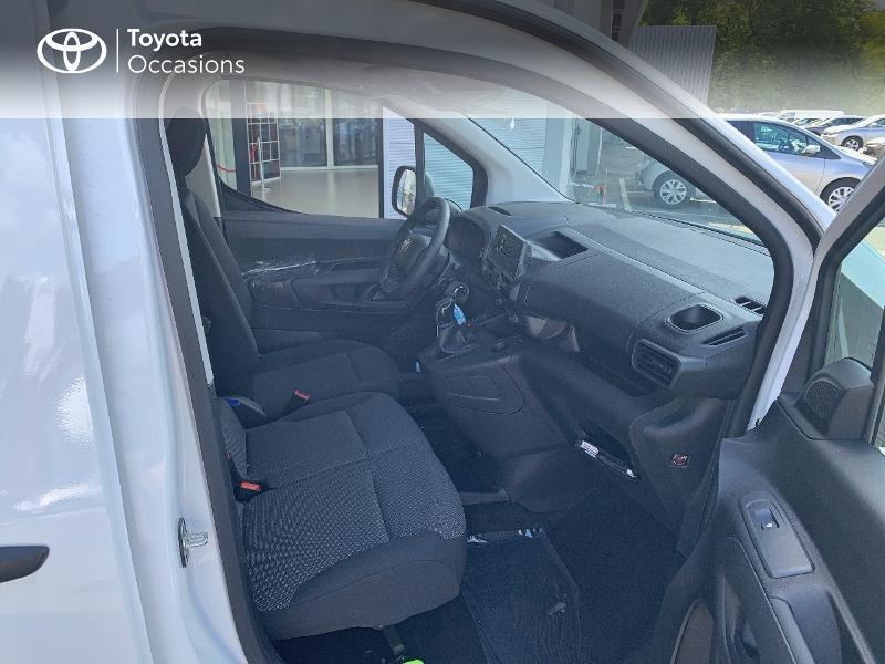 Photo 6 de l'offre de TOYOTA PROACE CITY Medium 75 D-4D Dynamic RC21 à 19990€ chez Altis - Toyota Lorient