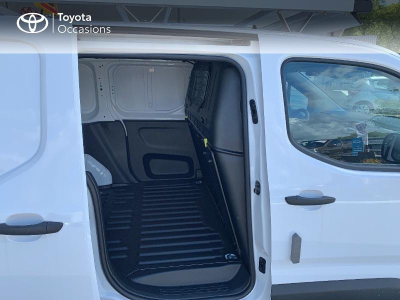 Photo 7 de l'offre de TOYOTA PROACE CITY Medium 75 D-4D Dynamic RC21 à 19990€ chez Altis - Toyota Lorient