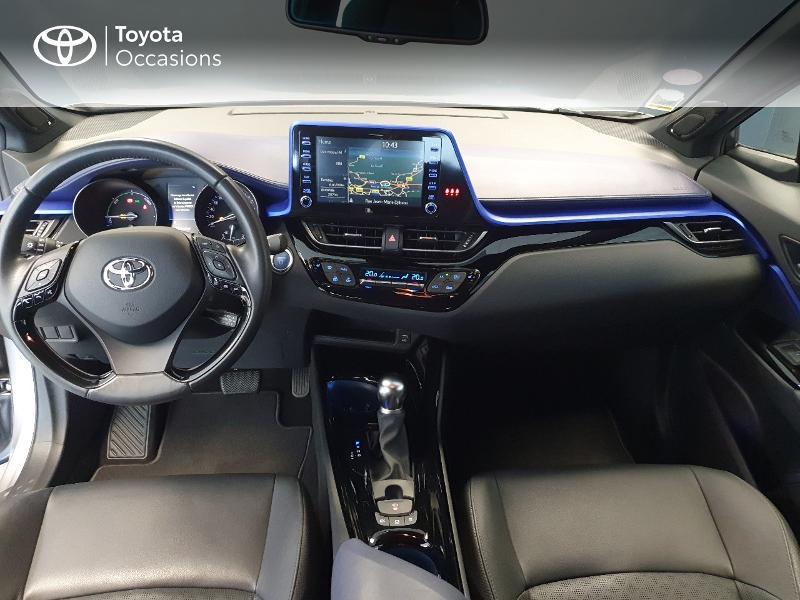 Photo 8 de l'offre de TOYOTA C-HR 184h Graphic 2WD E-CVT MC19 à 27980€ chez Altis - Toyota Lorient