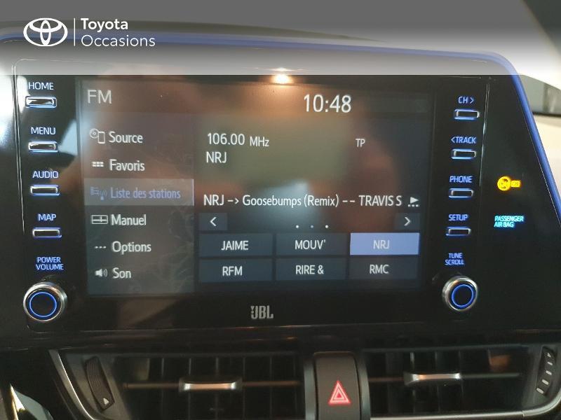 Photo 12 de l'offre de TOYOTA C-HR 184h Graphic 2WD E-CVT MC19 à 27980€ chez Altis - Toyota Lorient