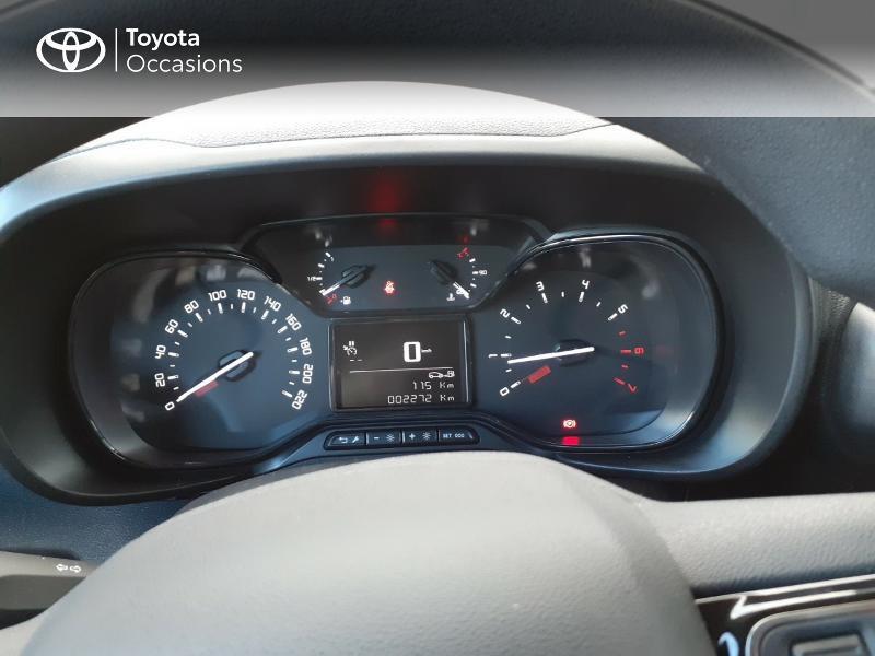 Photo 14 de l'offre de TOYOTA ProAce City Medium 100 D-4D Business à 17990€ chez Altis - Toyota Lorient