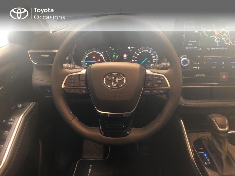 Photo 9 de l'offre de TOYOTA Highlander Hybrid 248ch Lounge AWD-I à 58990€ chez Altis - Toyota Lorient
