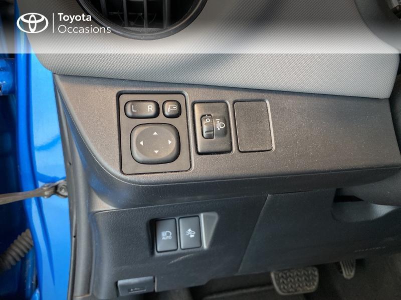 Photo 16 de l'offre de TOYOTA Yaris HSD 100h Design 5p à 12390€ chez Altis - Toyota Lorient
