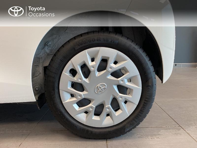 Photo 16 de l'offre de TOYOTA Aygo 1.0 VVT-i 72ch x-play 3p MY20 à 10490€ chez Altis - Toyota Lorient