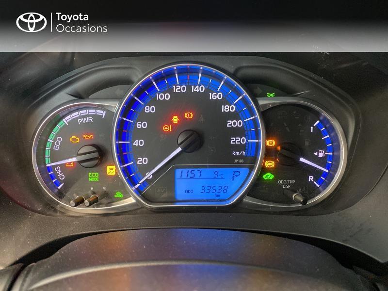 Photo 17 de l'offre de TOYOTA Yaris HSD 100h Design 5p à 12390€ chez Altis - Toyota Lorient