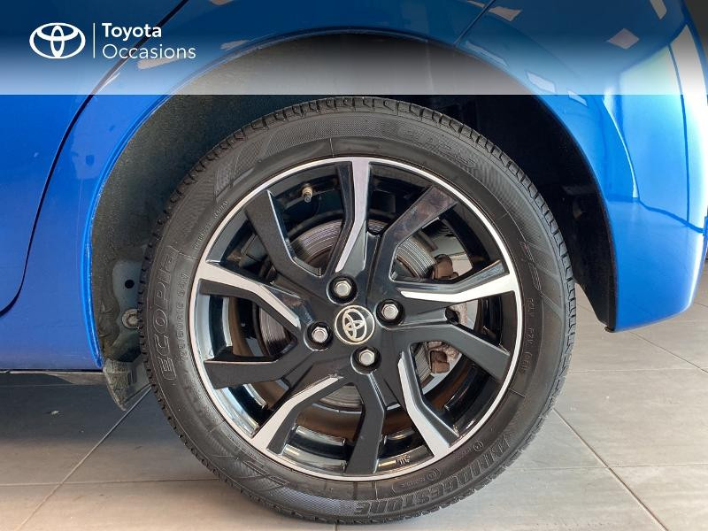Photo 15 de l'offre de TOYOTA Yaris HSD 100h Design 5p à 12390€ chez Altis - Toyota Lorient