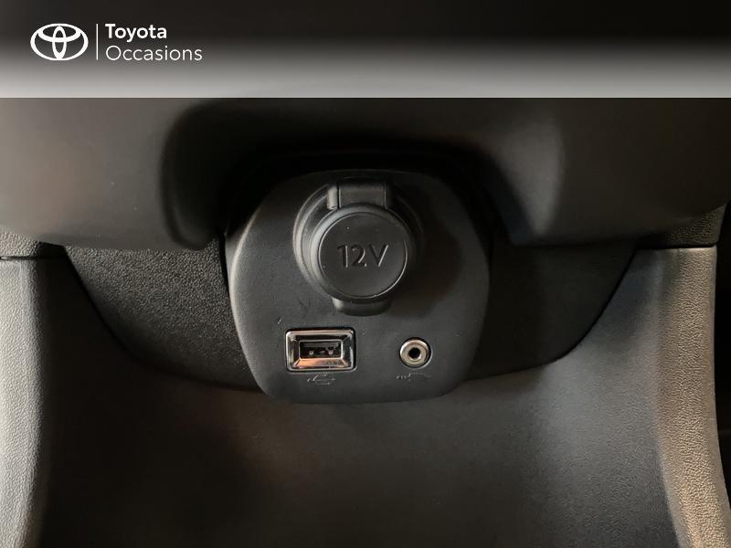 Photo 18 de l'offre de TOYOTA Aygo 1.0 VVT-i 72ch x-play 3p MY20 à 10490€ chez Altis - Toyota Lorient