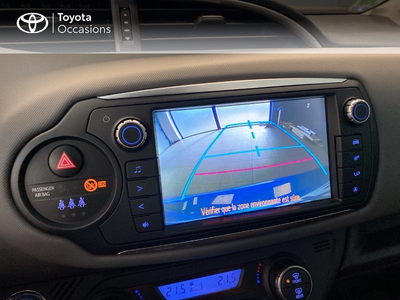 Photo 13 de l'offre de TOYOTA Yaris HSD 100h Design 5p à 12390€ chez Altis - Toyota Lorient