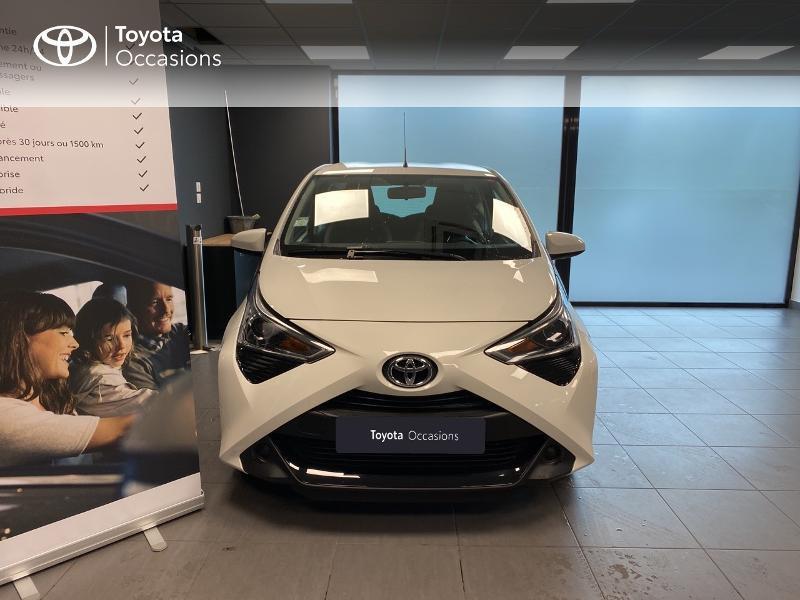 Photo 5 de l'offre de TOYOTA Aygo 1.0 VVT-i 72ch x-play 3p MY20 à 10490€ chez Altis - Toyota Lorient