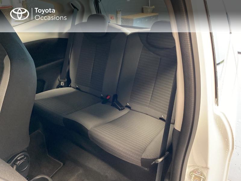 Photo 7 de l'offre de TOYOTA Aygo 1.0 VVT-i 72ch x-play 3p MY20 à 10490€ chez Altis - Toyota Lorient