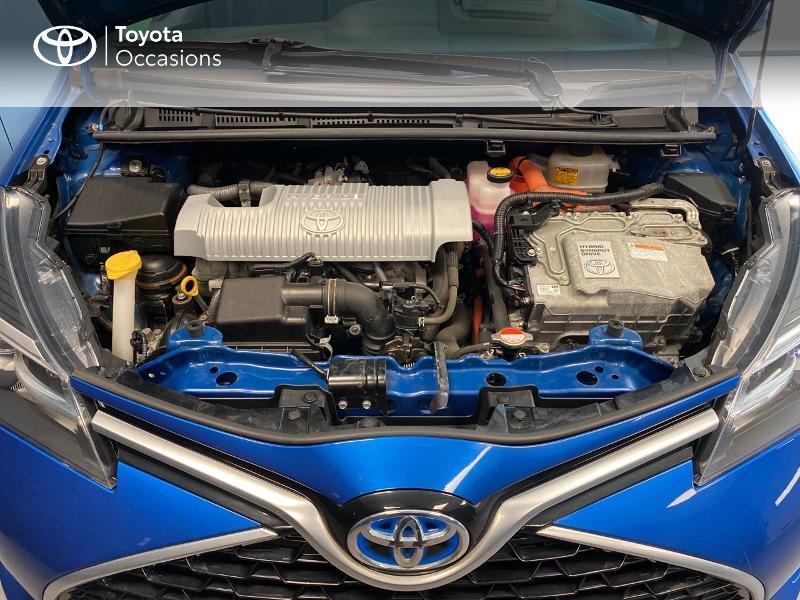 Photo 19 de l'offre de TOYOTA Yaris HSD 100h Design 5p à 12390€ chez Altis - Toyota Lorient