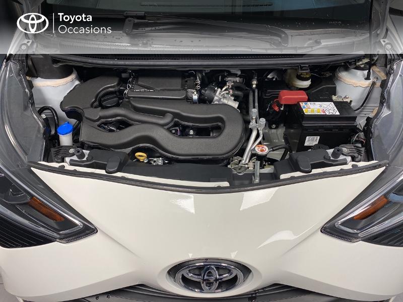 Photo 20 de l'offre de TOYOTA Aygo 1.0 VVT-i 72ch x-play 3p MY20 à 10490€ chez Altis - Toyota Lorient
