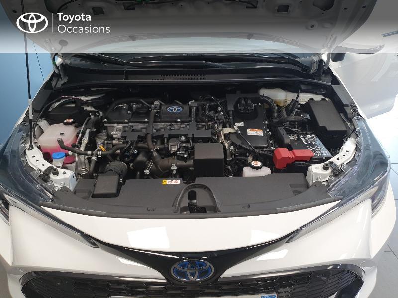 Photo 17 de l'offre de TOYOTA Corolla 122h Design MY20 à 20990€ chez Altis - Toyota Lorient