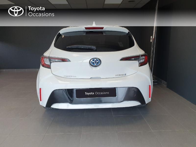 Photo 4 de l'offre de TOYOTA Corolla 122h Design MY20 à 20990€ chez Altis - Toyota Lorient