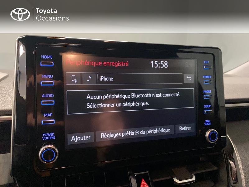 Photo 17 de l'offre de TOYOTA Corolla 122h Design MY20 à 22990€ chez Altis - Toyota Lorient