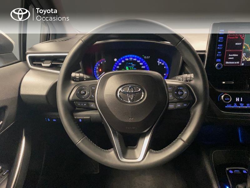 Photo 8 de l'offre de TOYOTA Corolla 122h Design MY20 à 22990€ chez Altis - Toyota Lorient