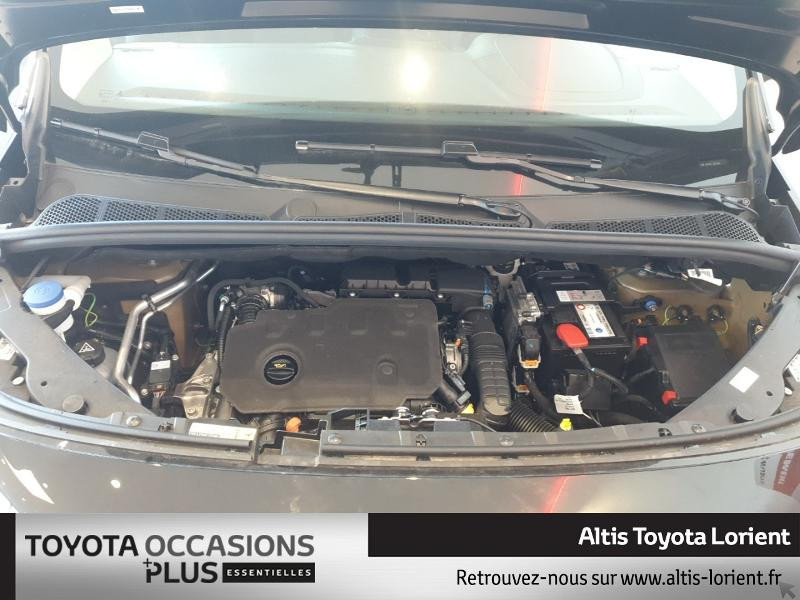 Photo 18 de l'offre de TOYOTA ProAce City Verso Medium 1.5 100 D-4D Design à 29490€ chez Altis - Toyota Lorient