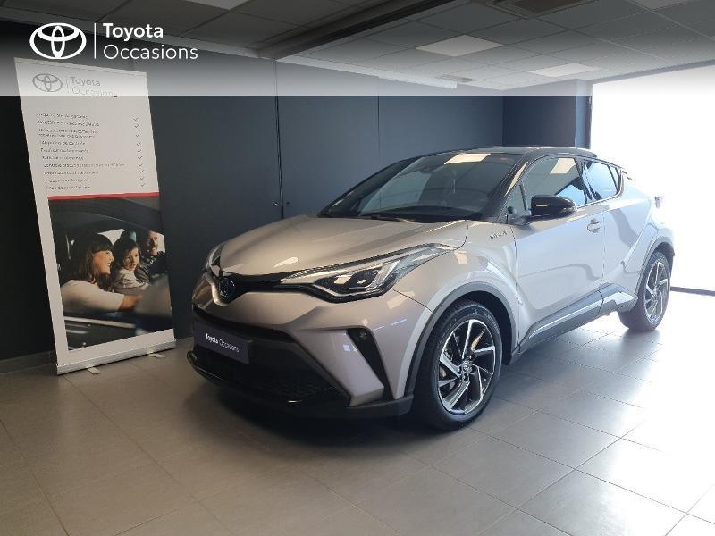 Photo 1 de l'offre de TOYOTA C-HR 184h Graphic 2WD E-CVT MC19 à 27980€ chez Altis - Toyota Lorient