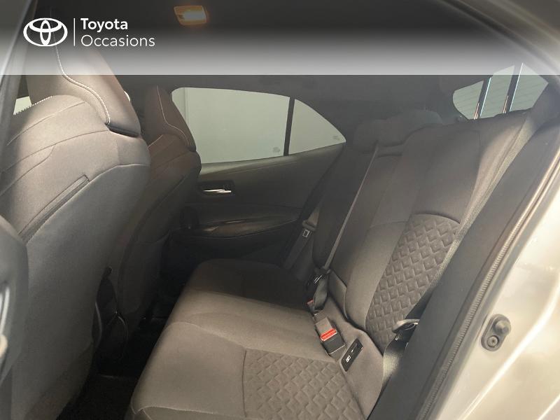 Photo 7 de l'offre de TOYOTA Corolla 122h Design MY20 à 22990€ chez Altis - Toyota Lorient