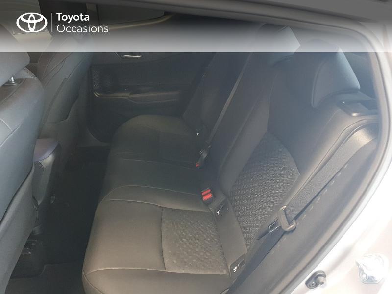 Photo 7 de l'offre de TOYOTA C-HR 184h Graphic 2WD E-CVT MC19 à 27980€ chez Altis - Toyota Lorient