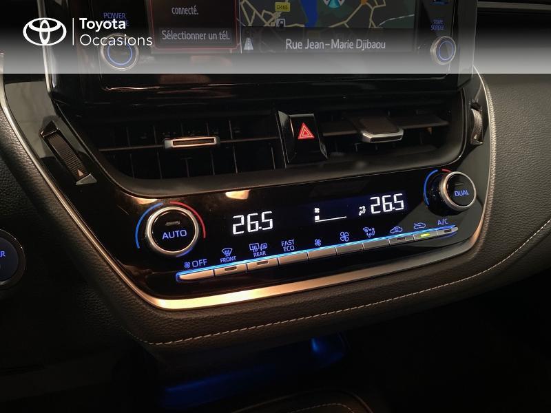 Photo 18 de l'offre de TOYOTA Corolla 122h Design MY20 à 22990€ chez Altis - Toyota Lorient