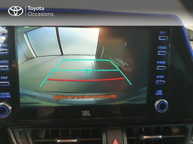 Photo 11 de l'offre de TOYOTA C-HR 184h Graphic 2WD E-CVT MC19 à 27980€ chez Altis - Toyota Lorient
