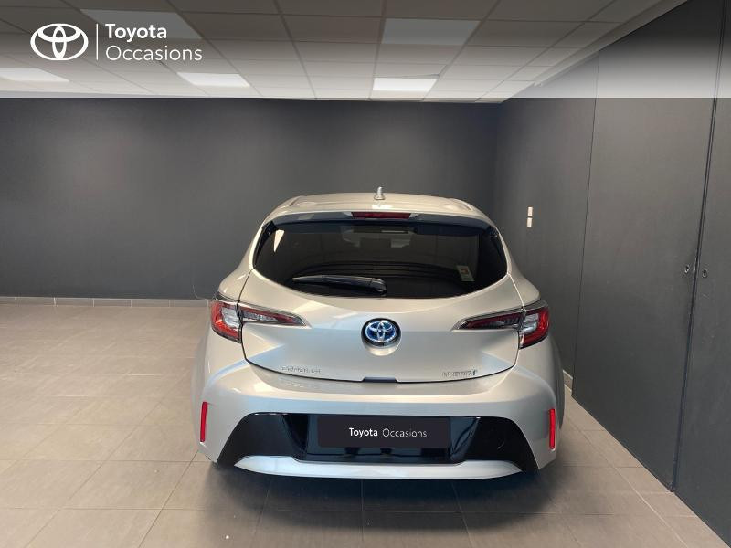 Photo 4 de l'offre de TOYOTA Corolla 122h Design MY20 à 22990€ chez Altis - Toyota Lorient