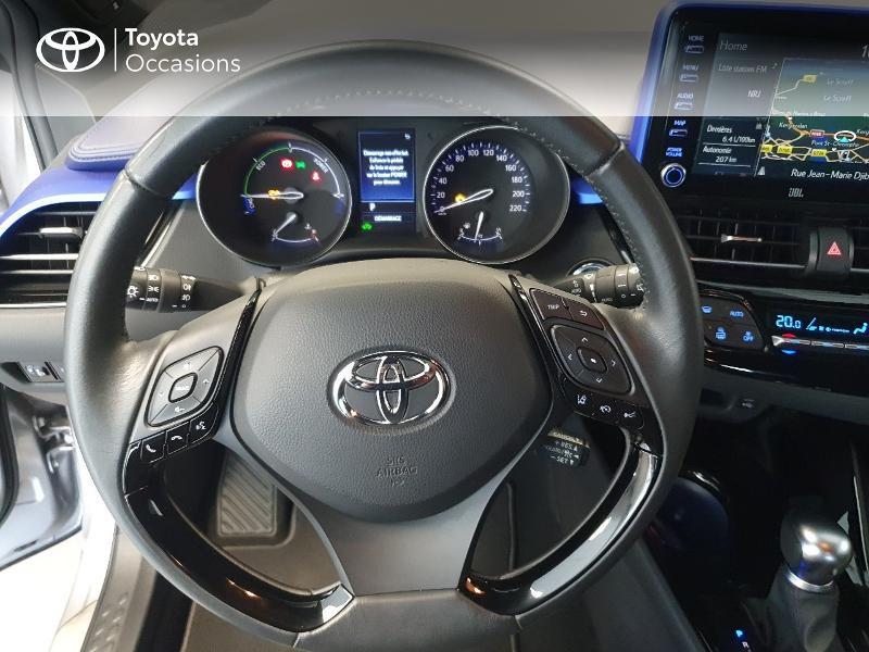 Photo 13 de l'offre de TOYOTA C-HR 184h Graphic 2WD E-CVT MC19 à 27980€ chez Altis - Toyota Lorient