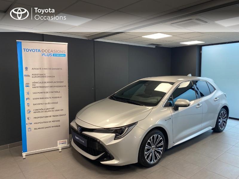 Photo 1 de l'offre de TOYOTA Corolla 122h Design MY20 à 22990€ chez Altis - Toyota Lorient