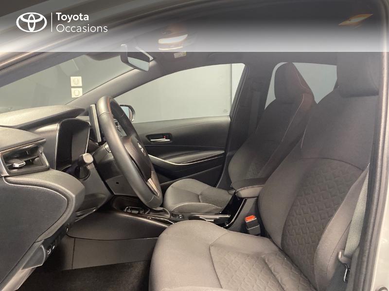 Photo 6 de l'offre de TOYOTA Corolla 122h Design MY20 à 22990€ chez Altis - Toyota Lorient