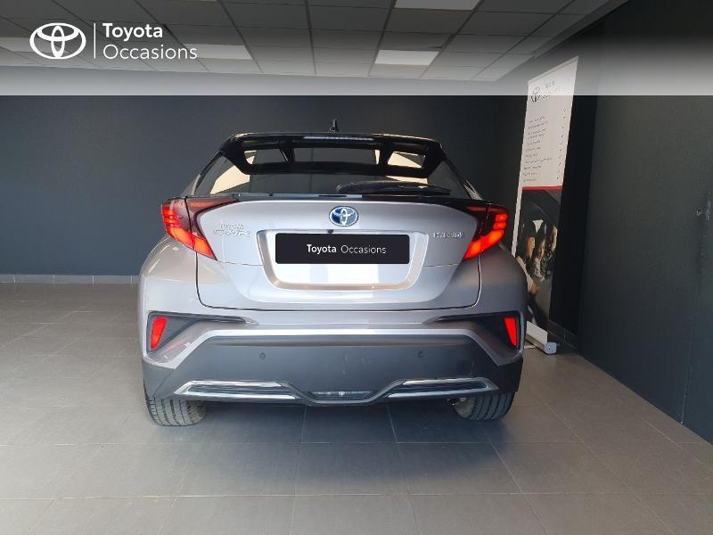 Photo 4 de l'offre de TOYOTA C-HR 184h Graphic 2WD E-CVT MC19 à 27980€ chez Altis - Toyota Lorient