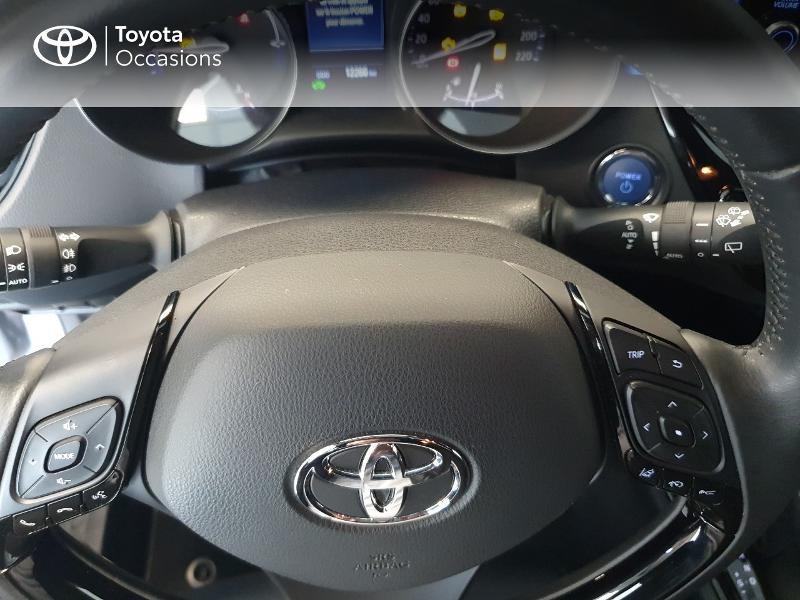 Photo 18 de l'offre de TOYOTA C-HR 184h Graphic 2WD E-CVT MC19 à 27980€ chez Altis - Toyota Lorient